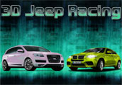 3D Jeep Racing