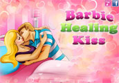 Barbie Healing Kiss