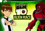 Ben 10 vs Alien Race