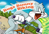 Bugs Bunny Biking
