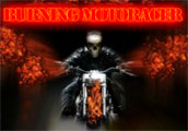 Burning Motoracer
