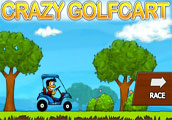 Crazy Golf Cart