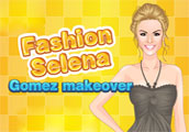 Fashion selena comez makeover