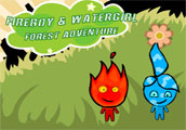 Fireboy and Watergirl Forest Adventure