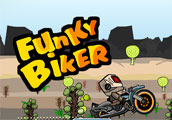 Funky Biker