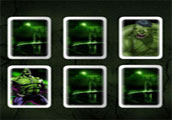 Hulk Memory Match