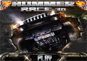 Hummer Race 3D