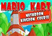 Mario Kart Mushroom Kingdom