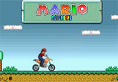 Mario Motor Bike