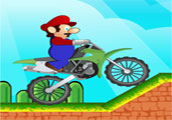 Mario Motorbike Ride 3