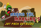 Marvin the Martian Jet Pack Getaway 2