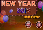 New Year 2013 - Word Puzzle