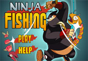 Ninja Fishing