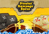 Pirates Rampage Spree
