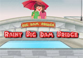 Rainy Big Dam Bridge