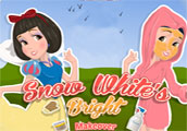Snow Whites Bright Makeover