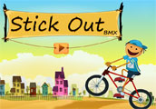 Stick Out BMX