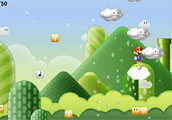 Super Mario Jumping