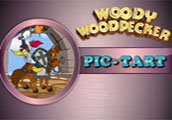 Woody Woodpecker - Pic Tart
